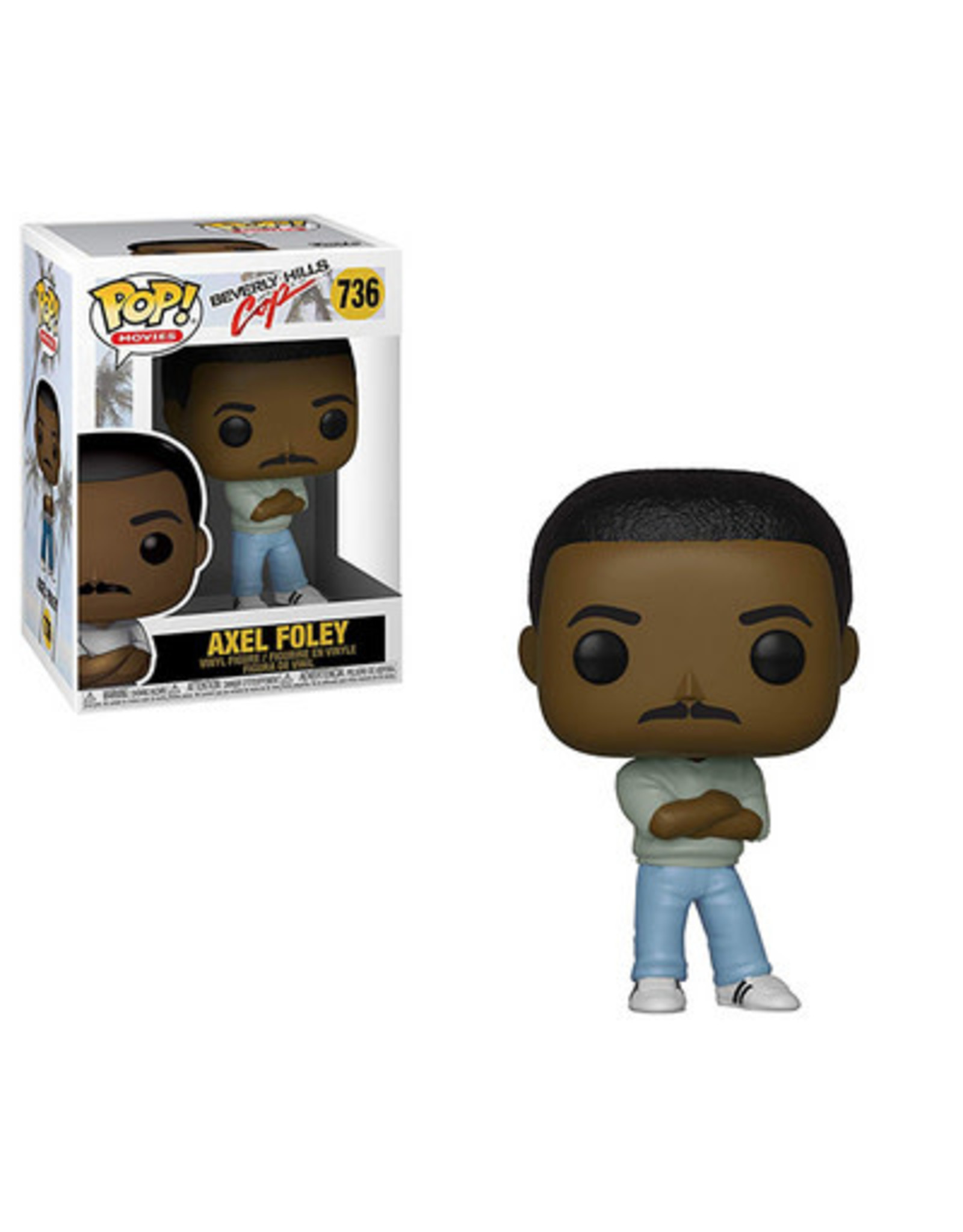 Funko BERVERLY HILLS COP POP! N° 736 - Axel