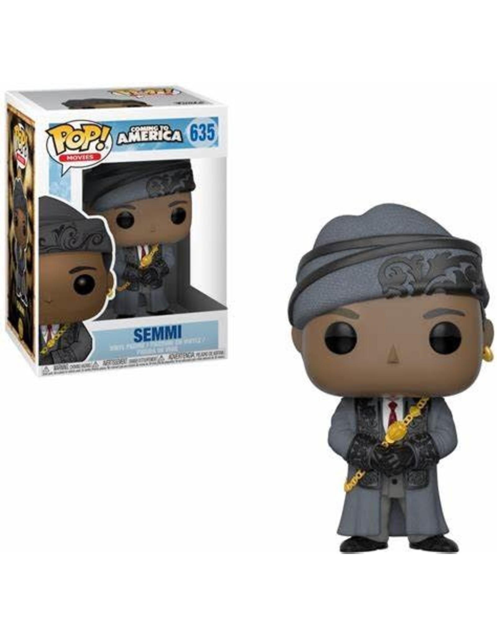 Funko COMING TO AMERICA POP! N° 575 - Semmi