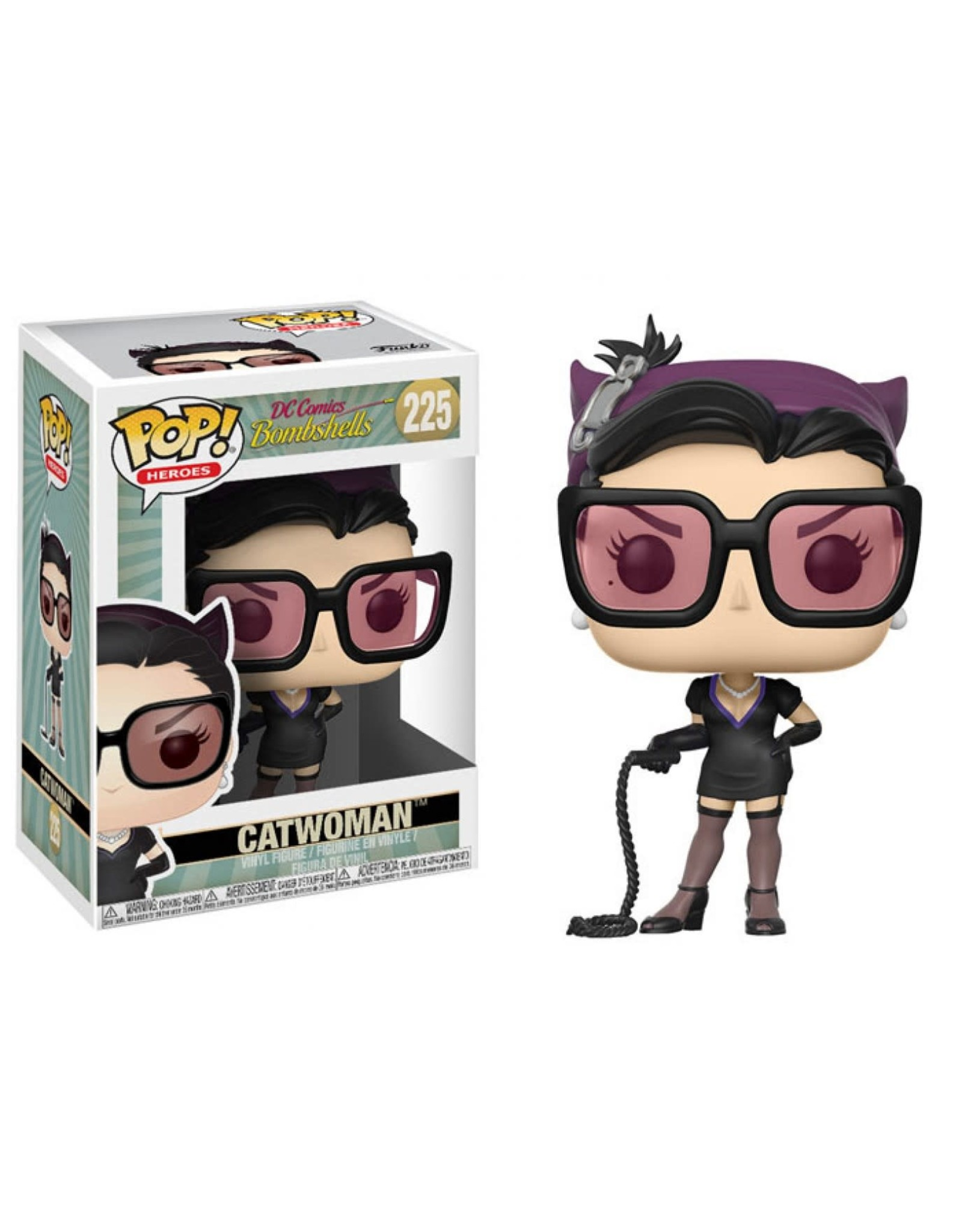 Funko DC BOMBSHELLS POP! N° 225 - Catwoman