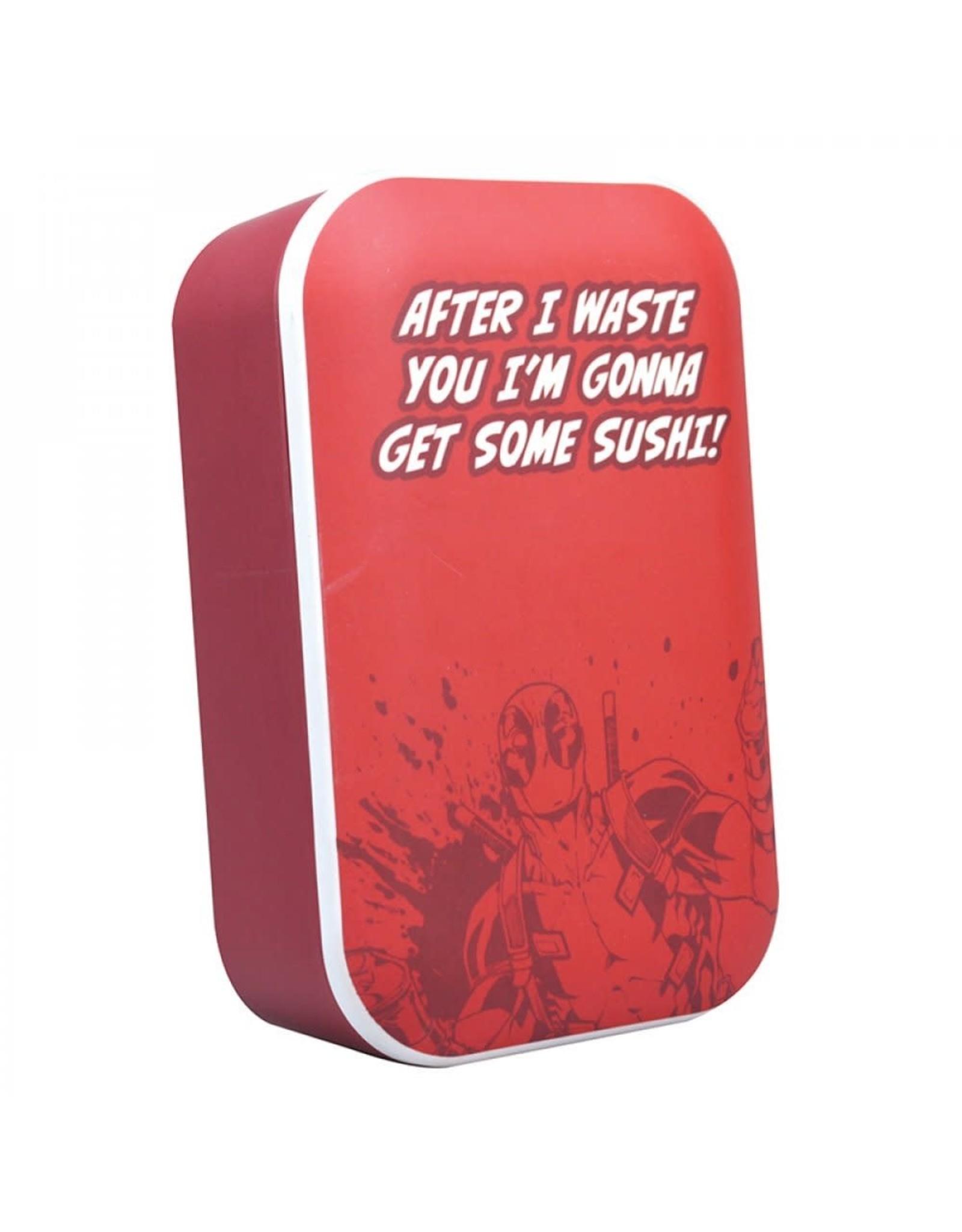 DEADPOOL - Lunch Box