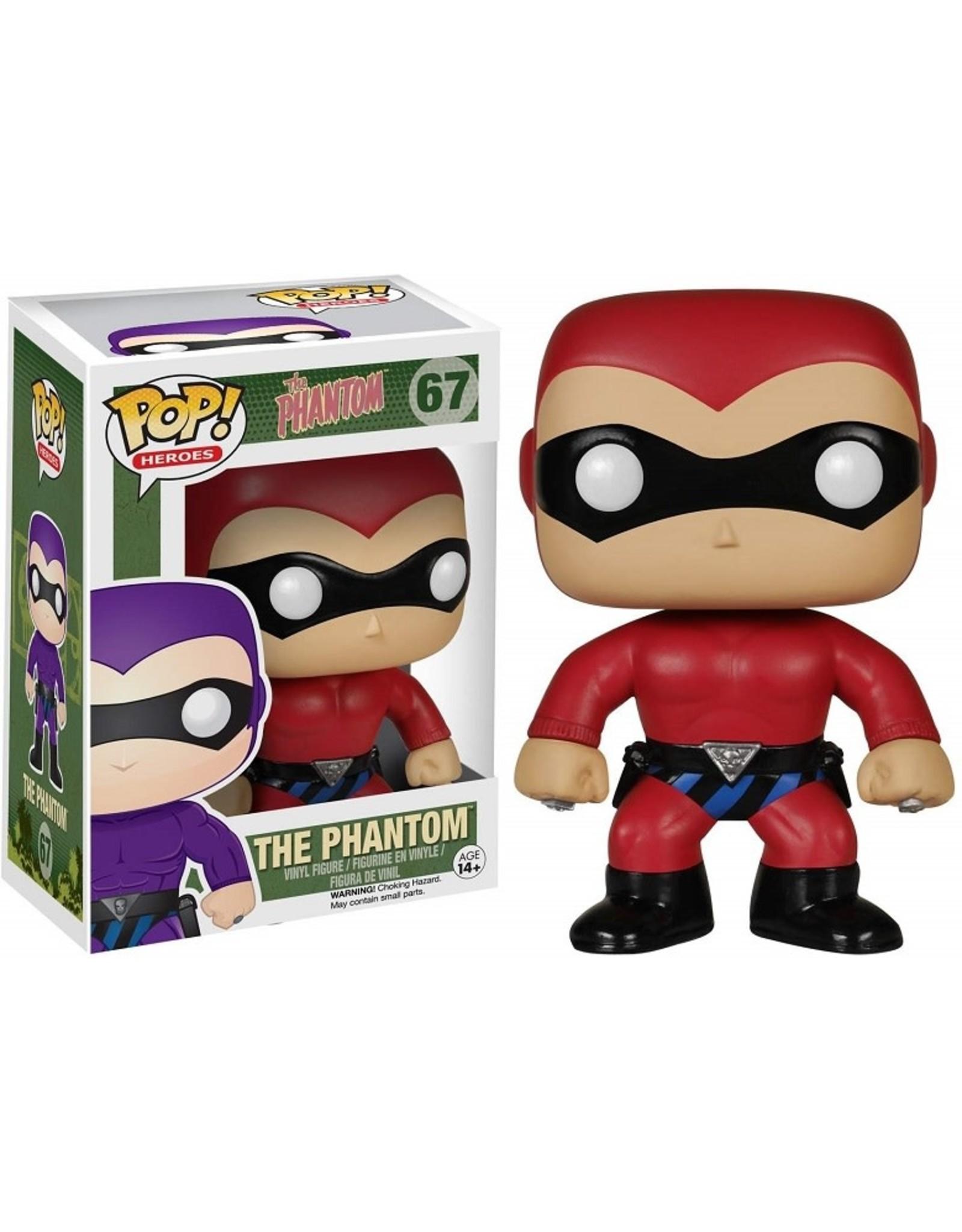 Funko HEROES POP! N° 67 - Red Phantom