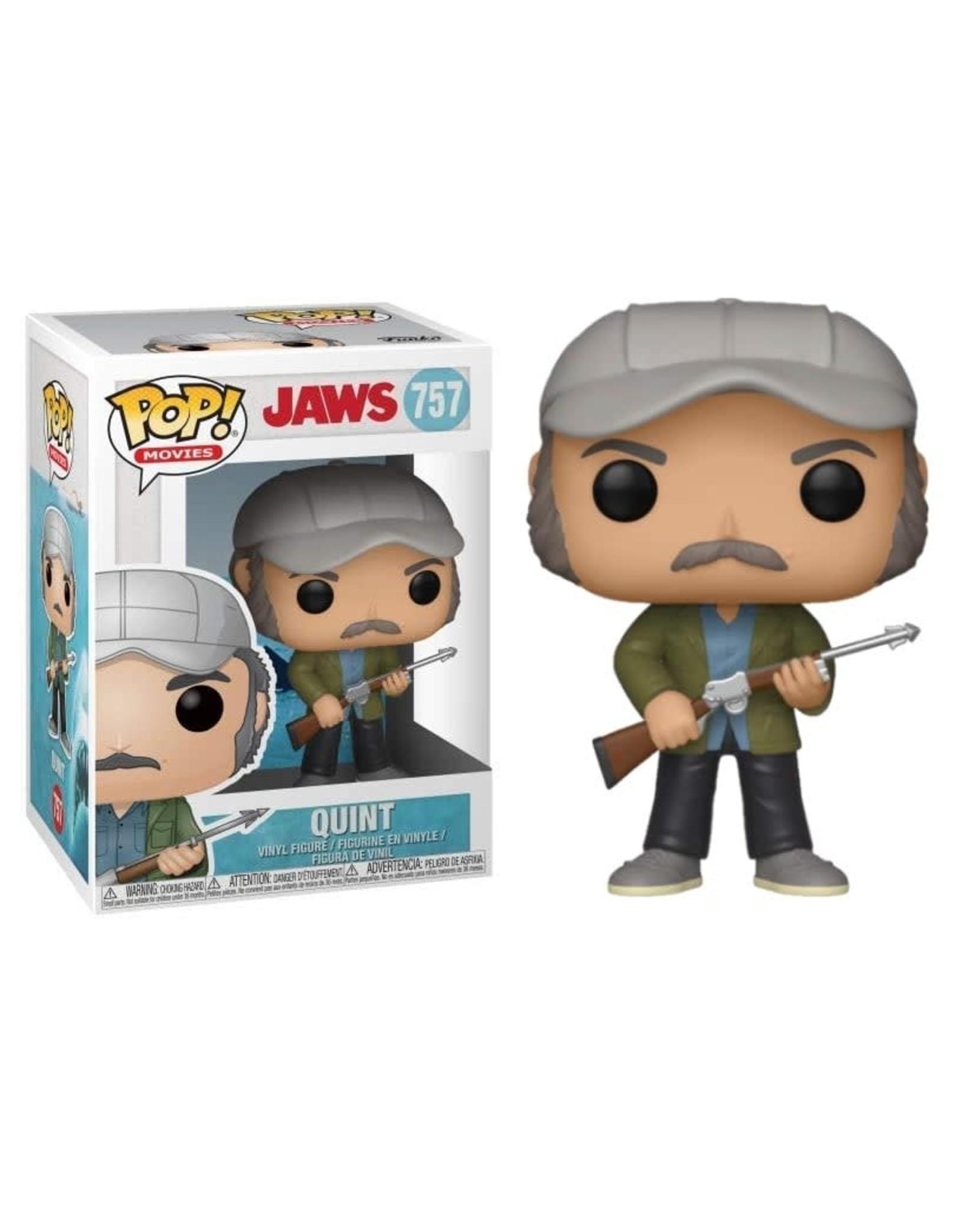 Funko JAWS POP! N° 757 - Quint