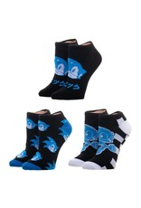 SONIC - Ankle sock 3 pack - One size adult