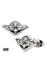 STAR WARS - Yoda Enamel Stud Earring