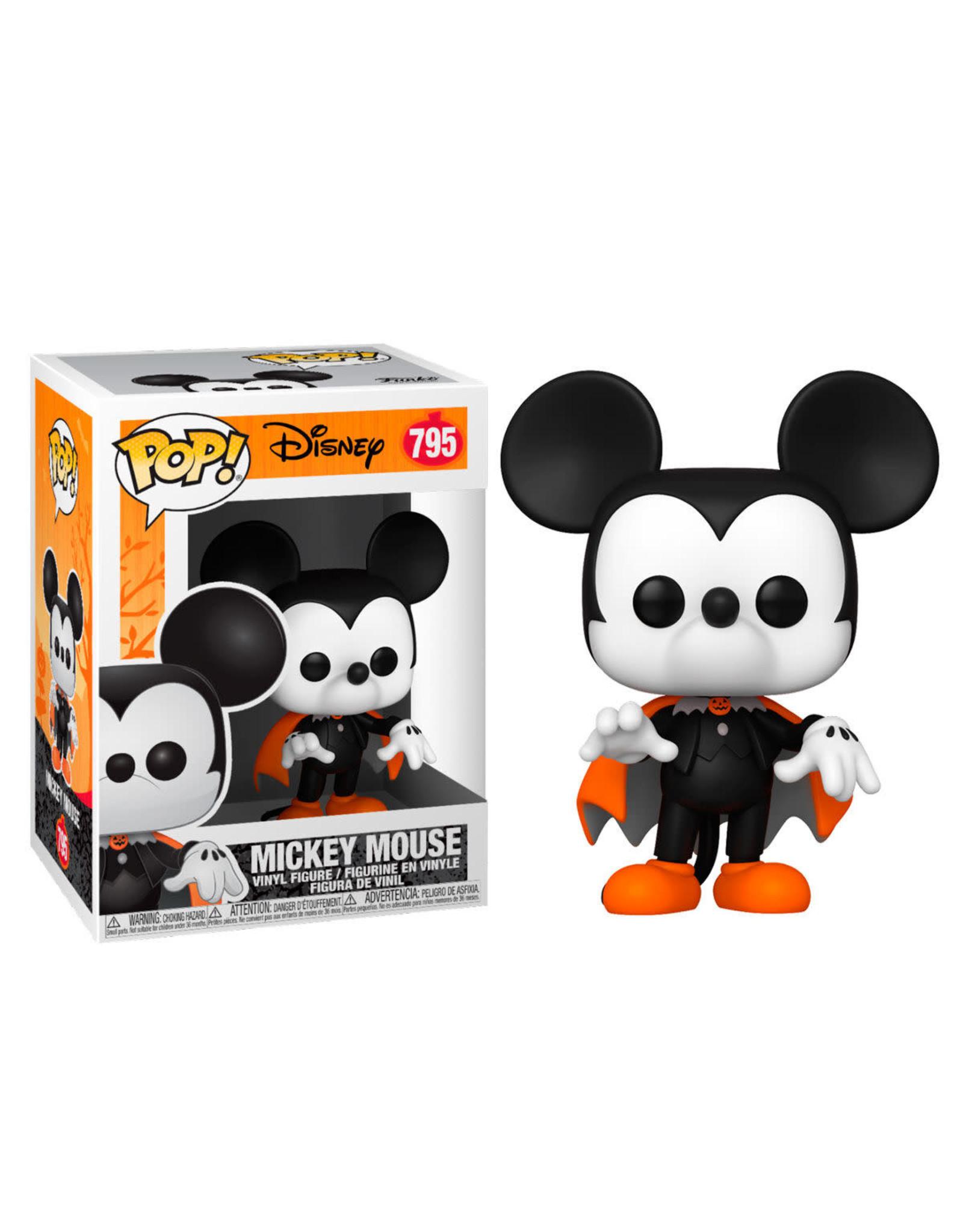 Funko DISNEY - POP! N° 795 - Spooky Mickey