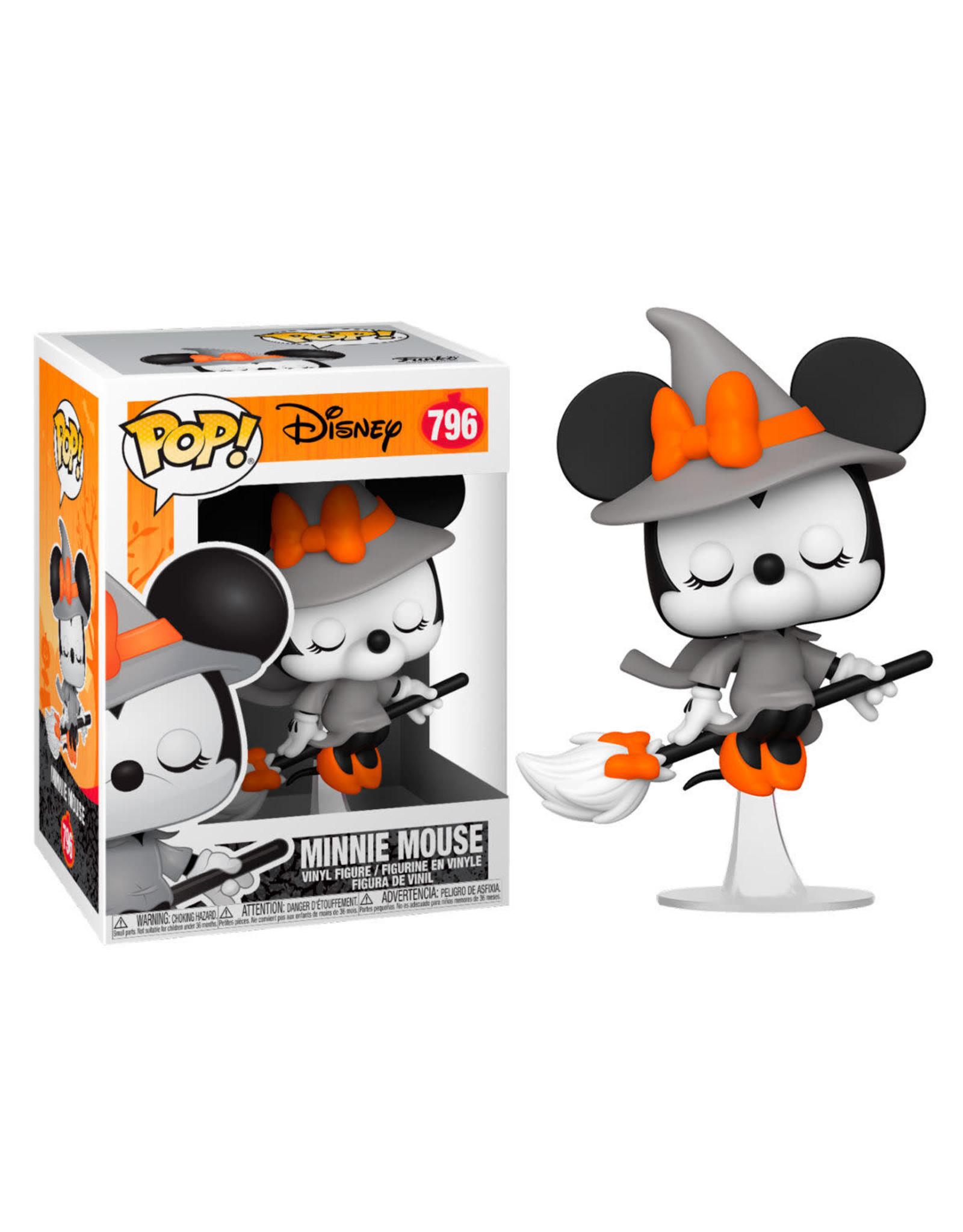 DISNEY - POP! N° 796 - Witchy Minnie