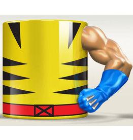 WOLVERINE Arm Mug
