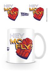 Pyramid International BACK TO THE FUTURE Mug 315ml - Hey McFly