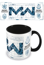 CALL OF DUTY Mug 315 ml - Modern Warfare Black