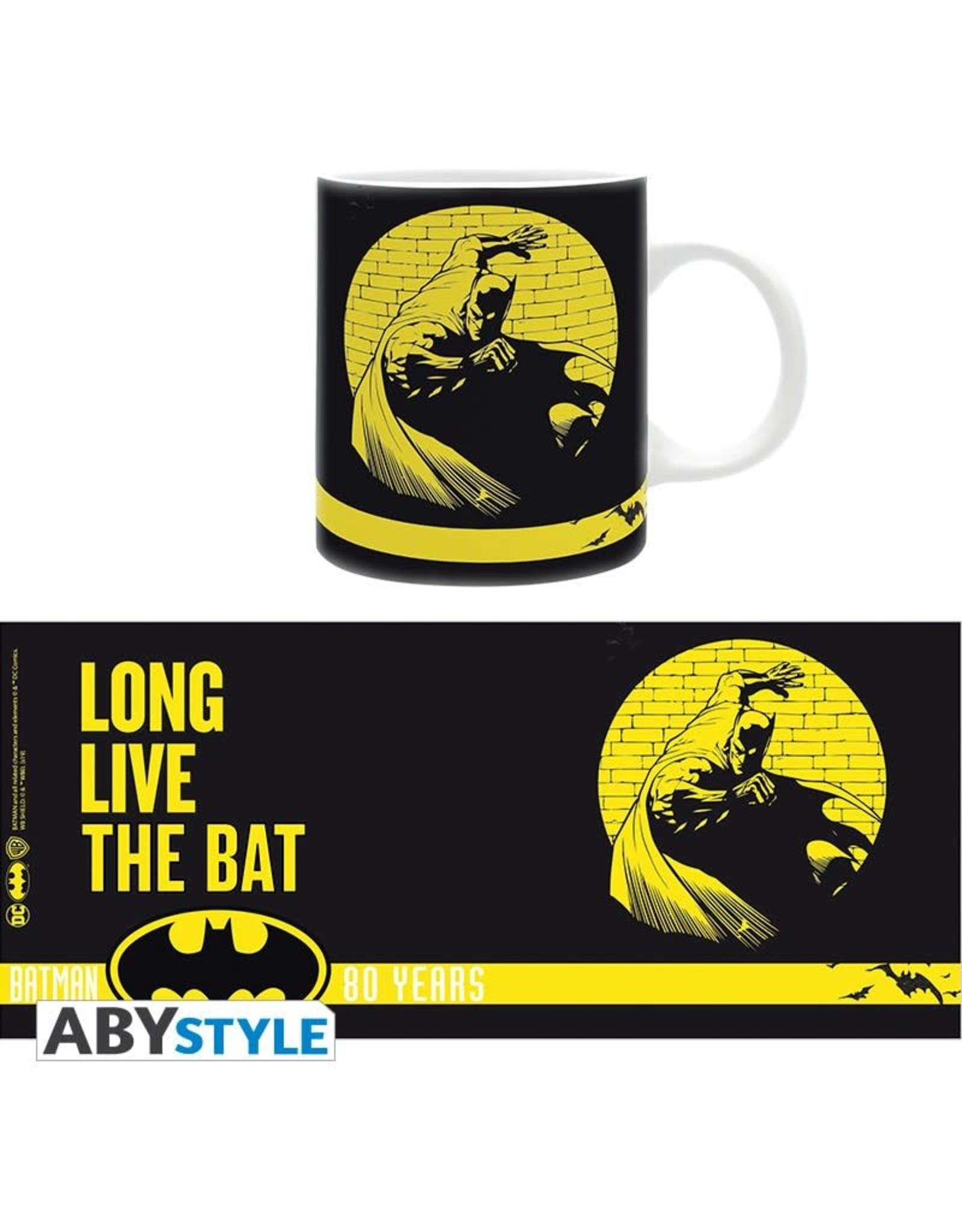 DC COMICS Mug 320 ml - Long Live the Bat