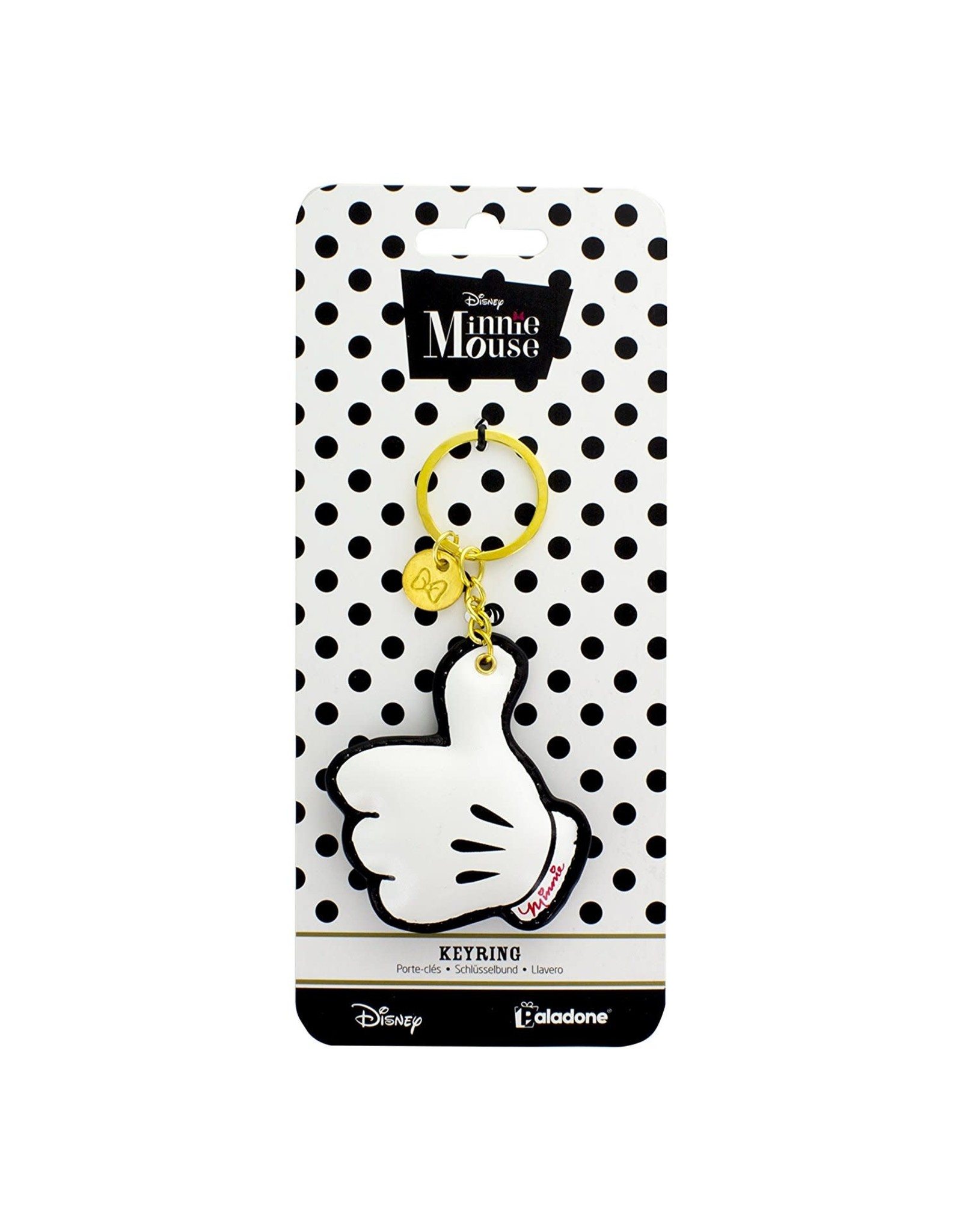 DISNEY - Minnie Mouse Keychain