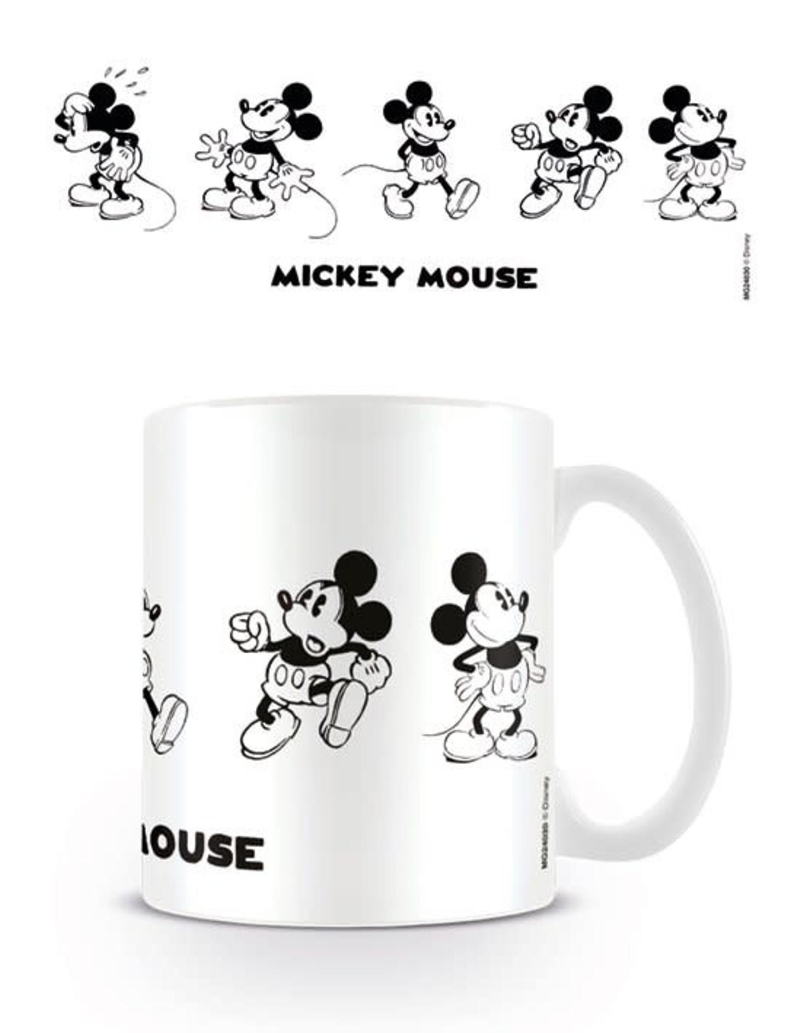 MICKEY MOUSE Vintage Mug 300 ml