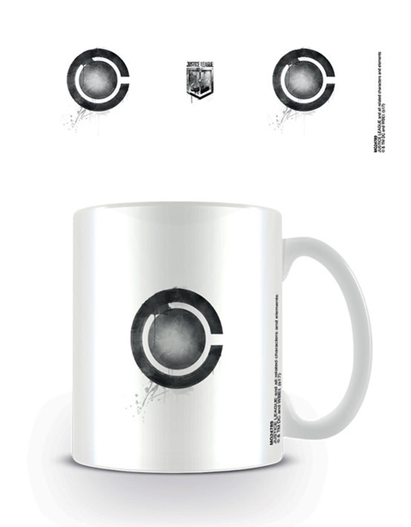 CYBORG Mug 300 ml - Logo Drip