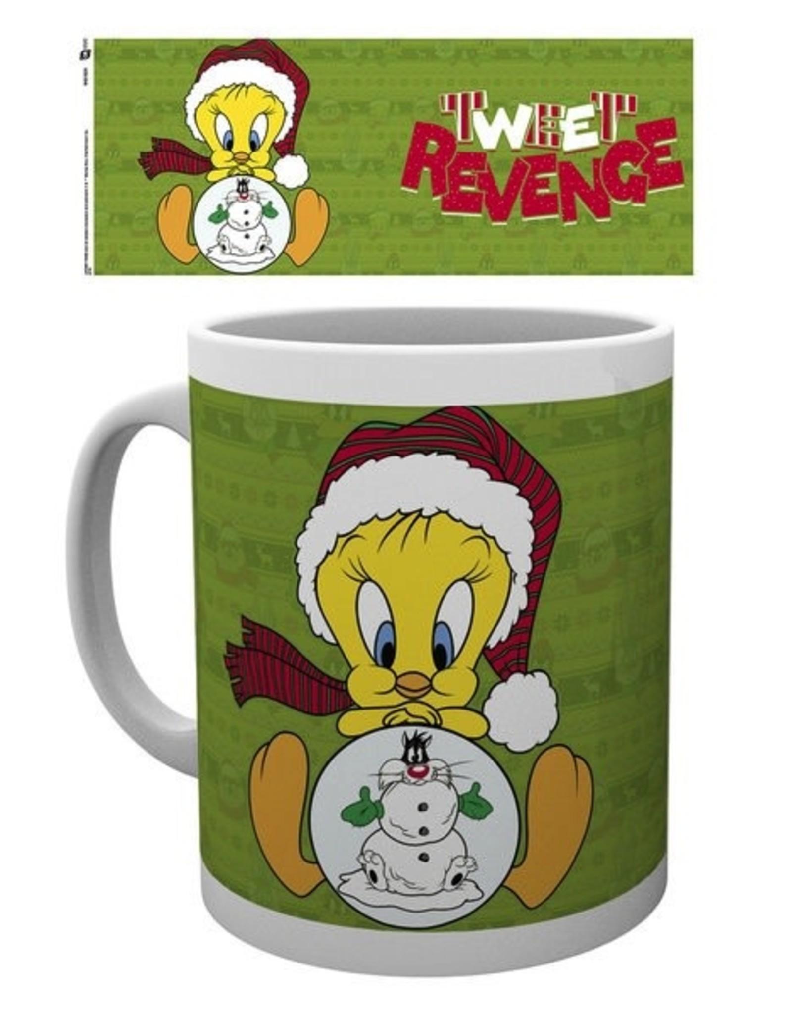 LOONEY TUNES Mug 300 ml - Tweety Christmas Mug