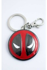 DEADPOOL 3D Metal Keychain Blister Box - Logo