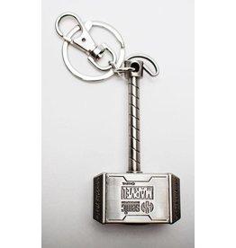 Semic Distribution MARVEL 3D Metal Keychain - Thor Hammer