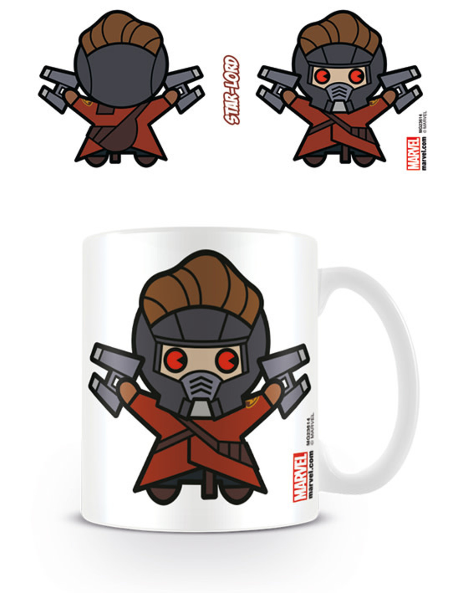 GUARDIANS OF THE GALAXY Mug 315 ml - Kawaii Star Lord