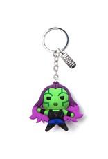 MARVEL - Rubber 3D Keychain - Gamora