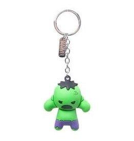 MARVEL - Rubber 3D Keychain - Hulk