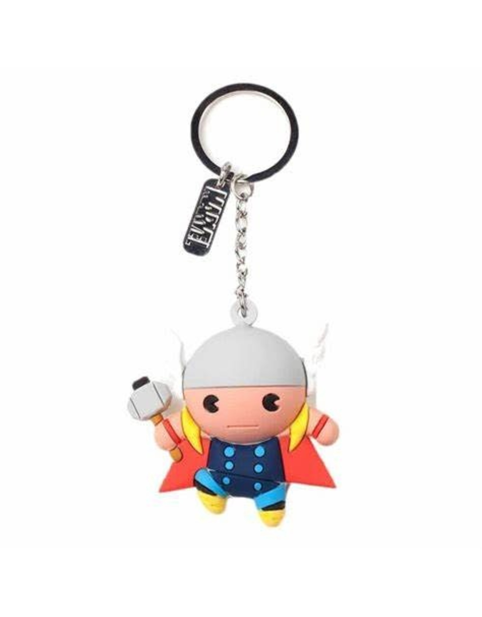 MARVEL - Rubber 3D Keychain - Thor