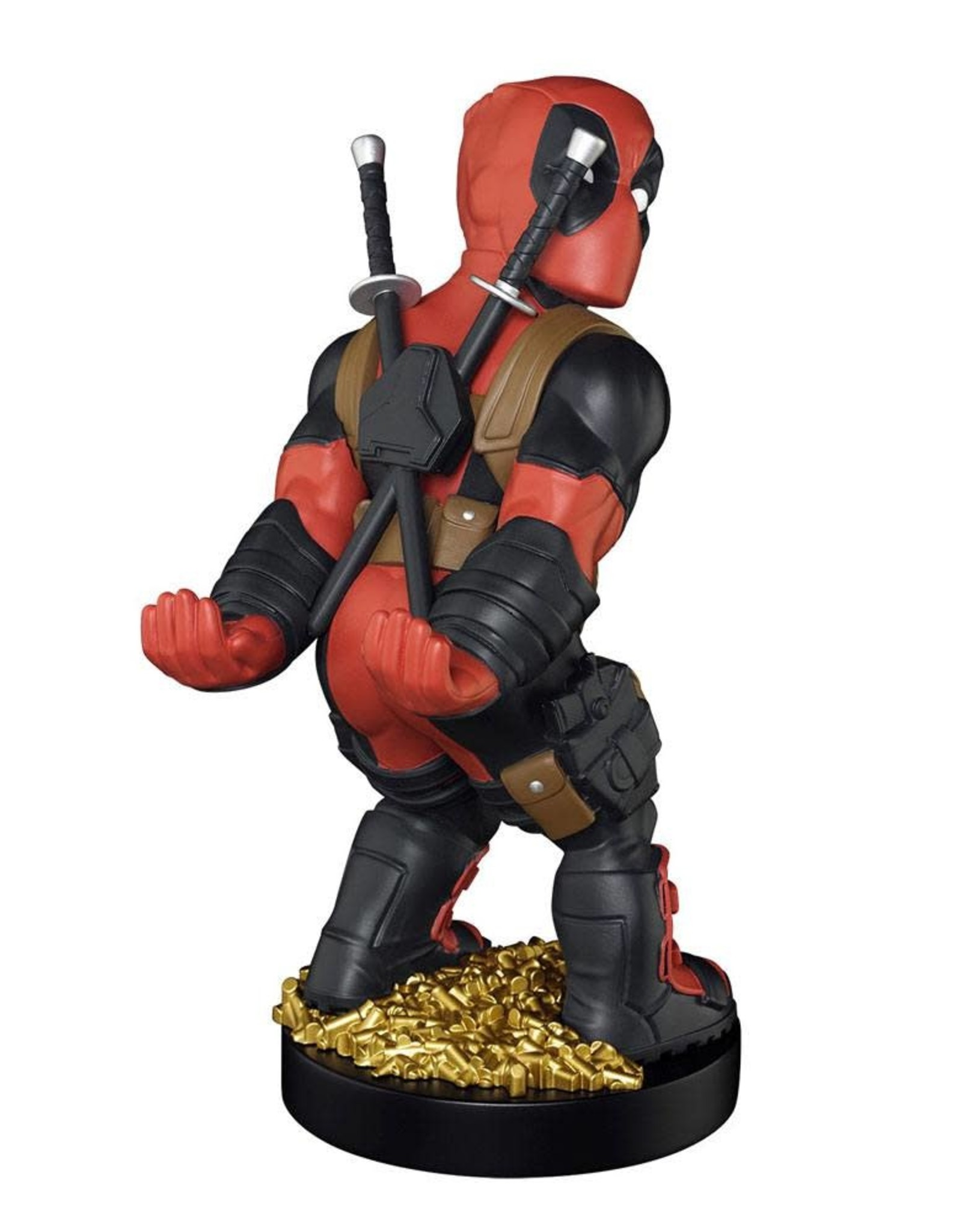 Exquisite Gaming DEADPOOL Cable Guys Charging Holder 20cm - Rear Version