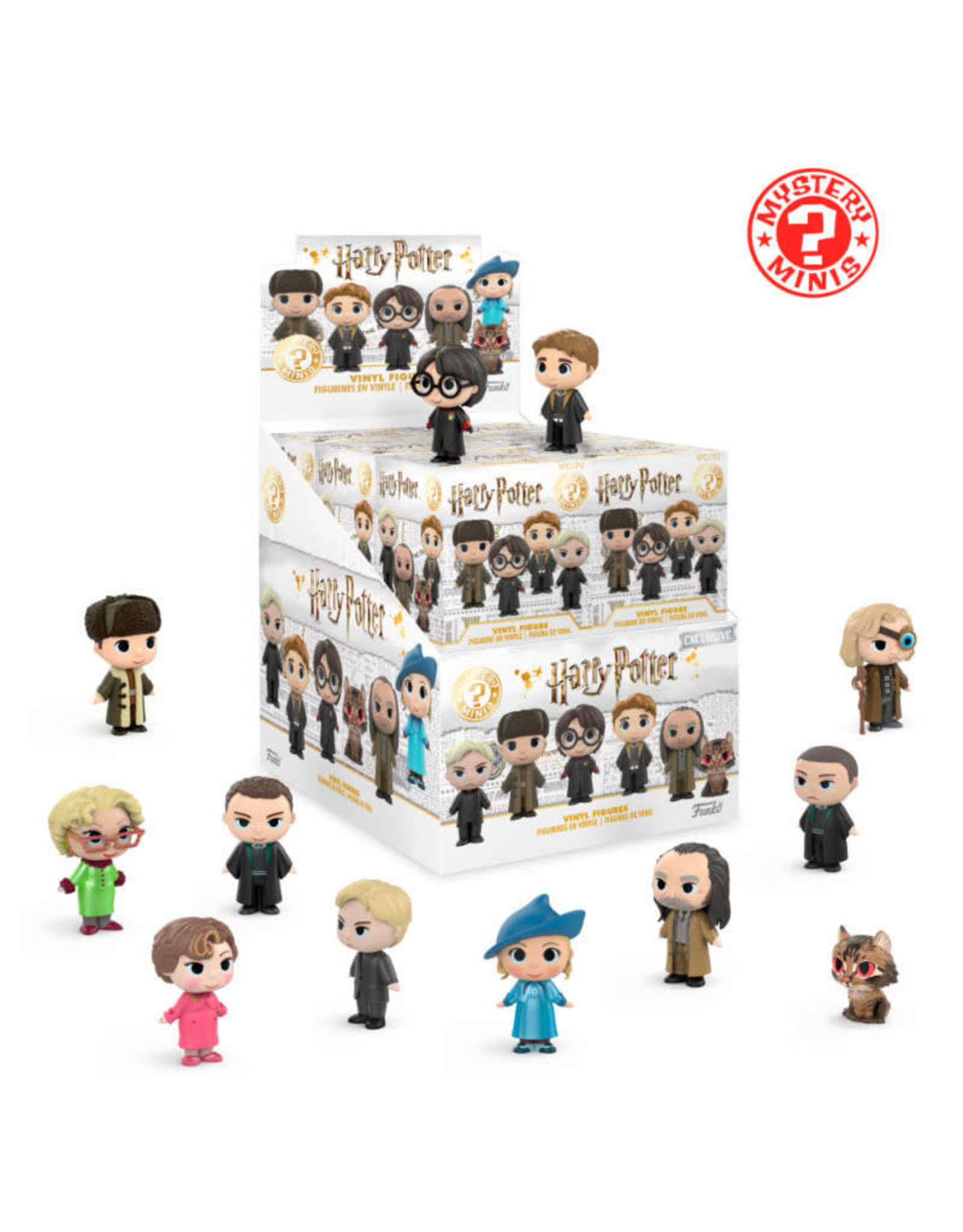Funko HARRY POTTER - Mystery Mini 2nd series