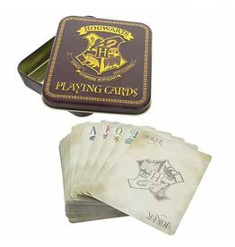 HARRY POTTER - Playing Cards Hogwarts Vers 2