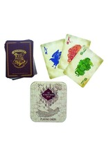 HARRY POTTER - Playing Cards Marauders Map