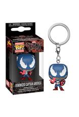 Funko VENOM Pocket POP! 4cm - Captain America