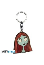 THE NIGHTMARE BEFORE CHRISTMAS Metal Keychain Sally