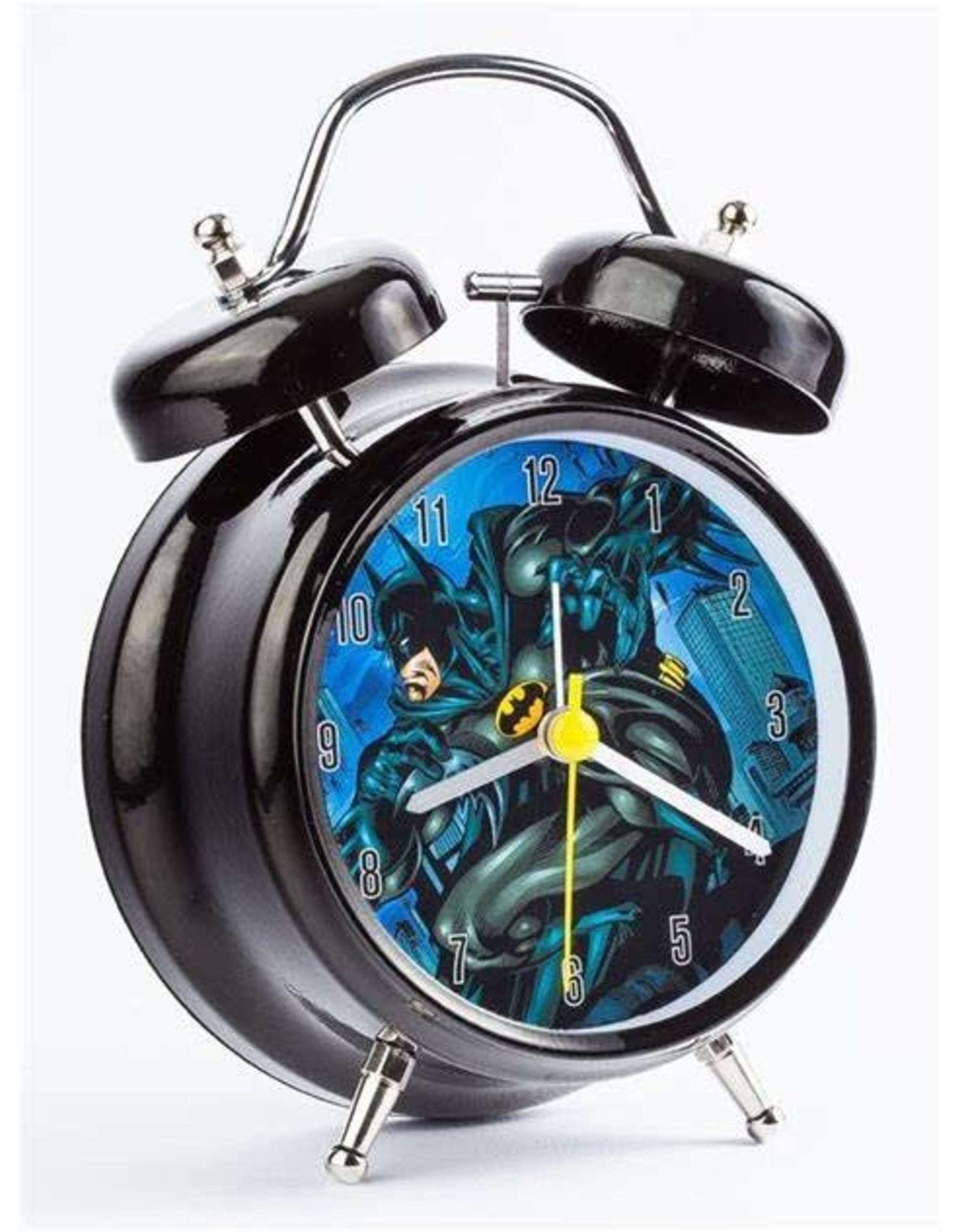 Zeon BATMAN Twinbell Alarm Clock