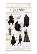 HARR POTTER - Real Characters - Set A - Magnets Set
