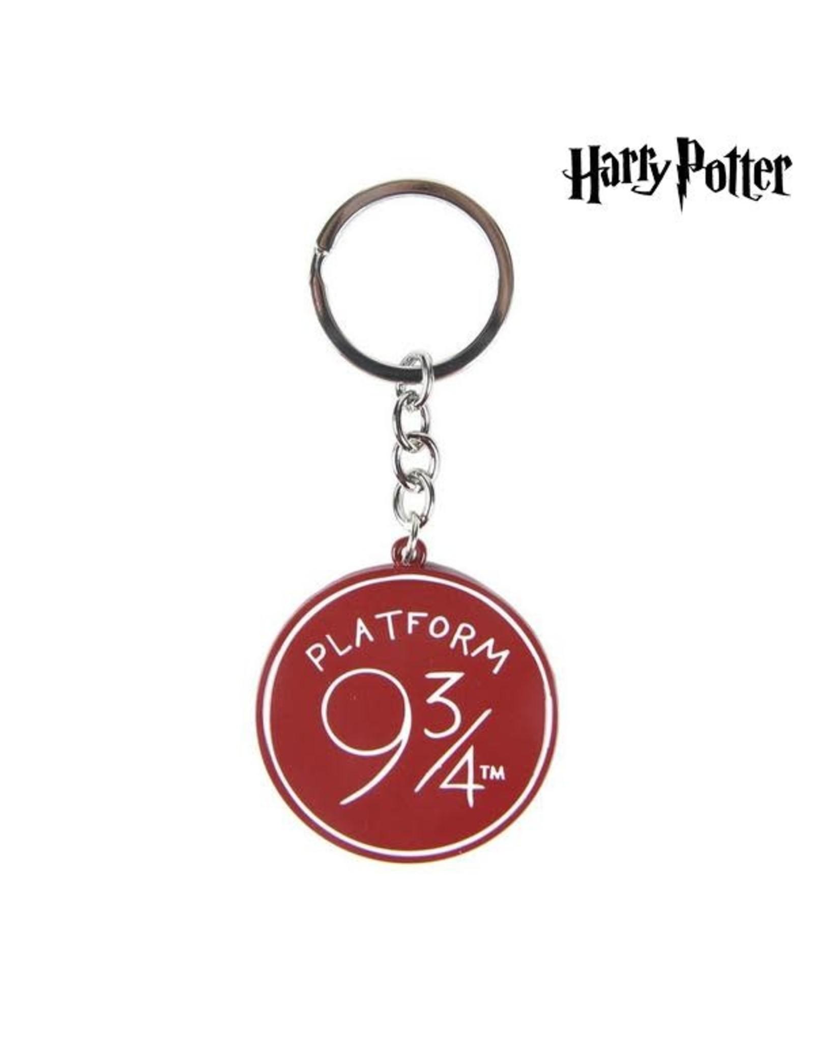HARRY POTTER - Premium Keychain - B