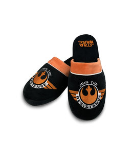 Groovy STAR WARS Mule Slippers (42-45) - Join The Resistance
