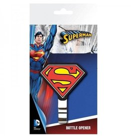 SUPERMAN - Bottle Opener - Logo