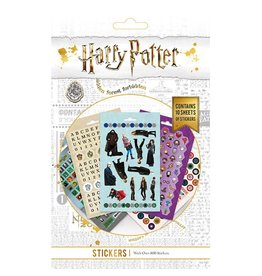 HARRY POTTER - 800 Sticker Set