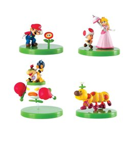 Tomy SUPER MARIO Buildable Figures Mystery Pack (1pc)