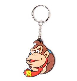 NINTENDO - Donkey Kong Rubber Keychain