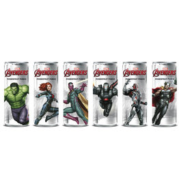 Drink Department AVENGERS Powerfruit Punch - 355ml