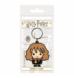 HARRY POTTER - Rubber Keychain - Hermione Chibi