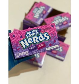 Wonka NERDS For the love of
