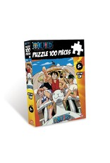 ONE PIECE Puzzle 100P - Vogue Merry
