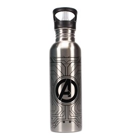Half Moon Bay AVENGERS Metal Bottle - Iron Man