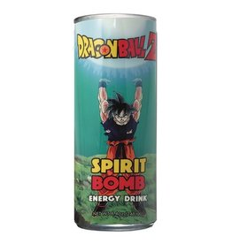 Boston America DRAGON BALL Spirit Bomb Energy Drink