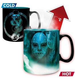 ABYstyle HARRY POTTER Heat Change Mug - Voldemort