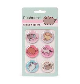 thumbsUp! PUSHEEN Magnet Set
