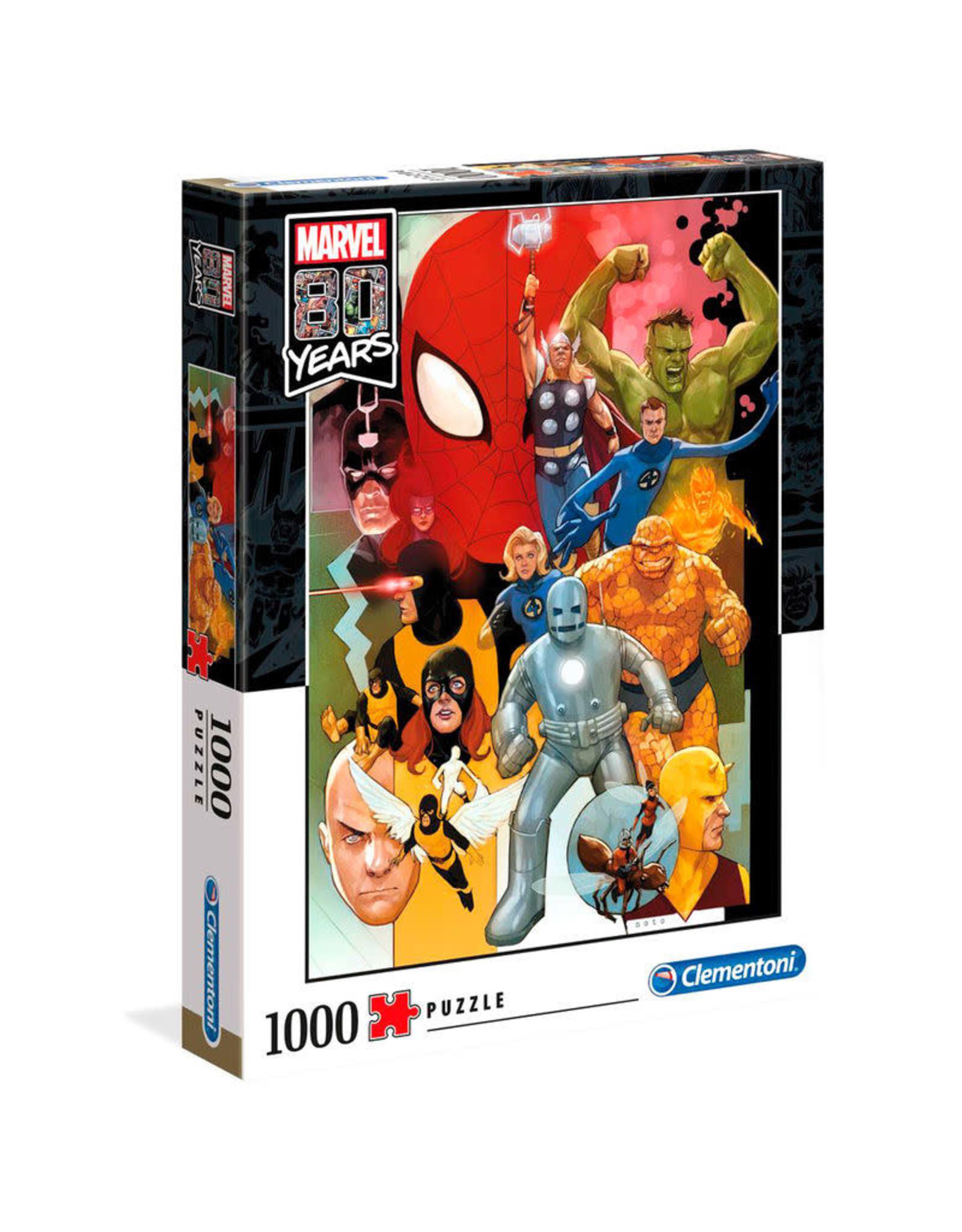 Clementoni MARVEL Puzzle 1000P -  Characters