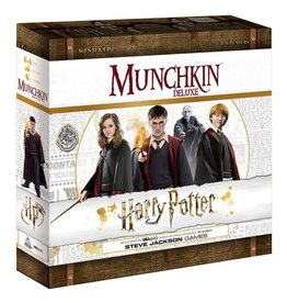 USAopoly HARRY POTTER Munchkin - Deluxe Edition