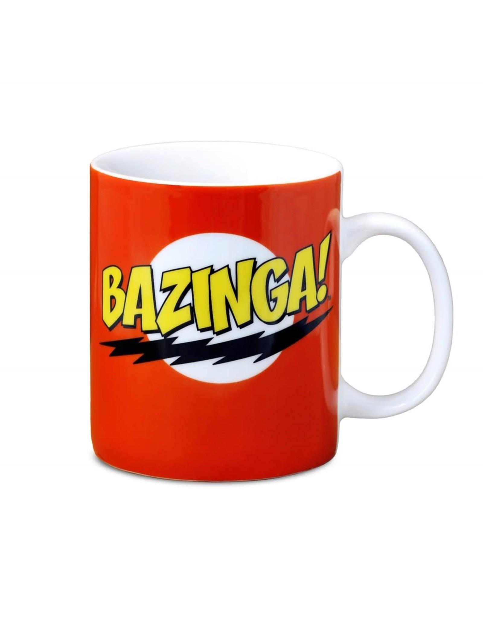 THE BIG BANG THEORY Mug - Bazinga