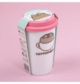 thumbsUp! PUSHEEN Travel Mug - Catpusheeno
